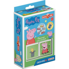 Peppa Pig Discover and Match 2 pcs