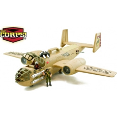 The Corps Elite - L&S The Beast Bomber With 2 figures