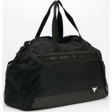 Under Armour Project Rock Gym Bag černá