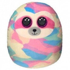 Ty Squish-a-Boos COOPER, 22 cm - pastel sloth (1)