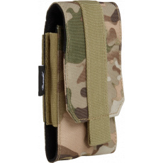 Brandit Pouzdro Molle Phone Pouch medium tactical camo