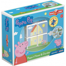 Peppa's House and Garden 4 pcs