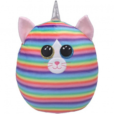 Ty Squish-a-Boos HEATHER, 22 cm - cat with horn (1)