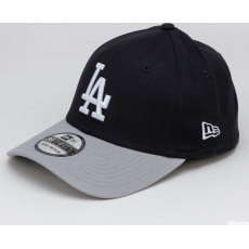 New Era 3930 MLB League Essential LA navy / šedá M-L