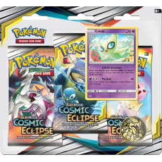 POK: SM12 Cosmic Eclipse 3 Blister Booster